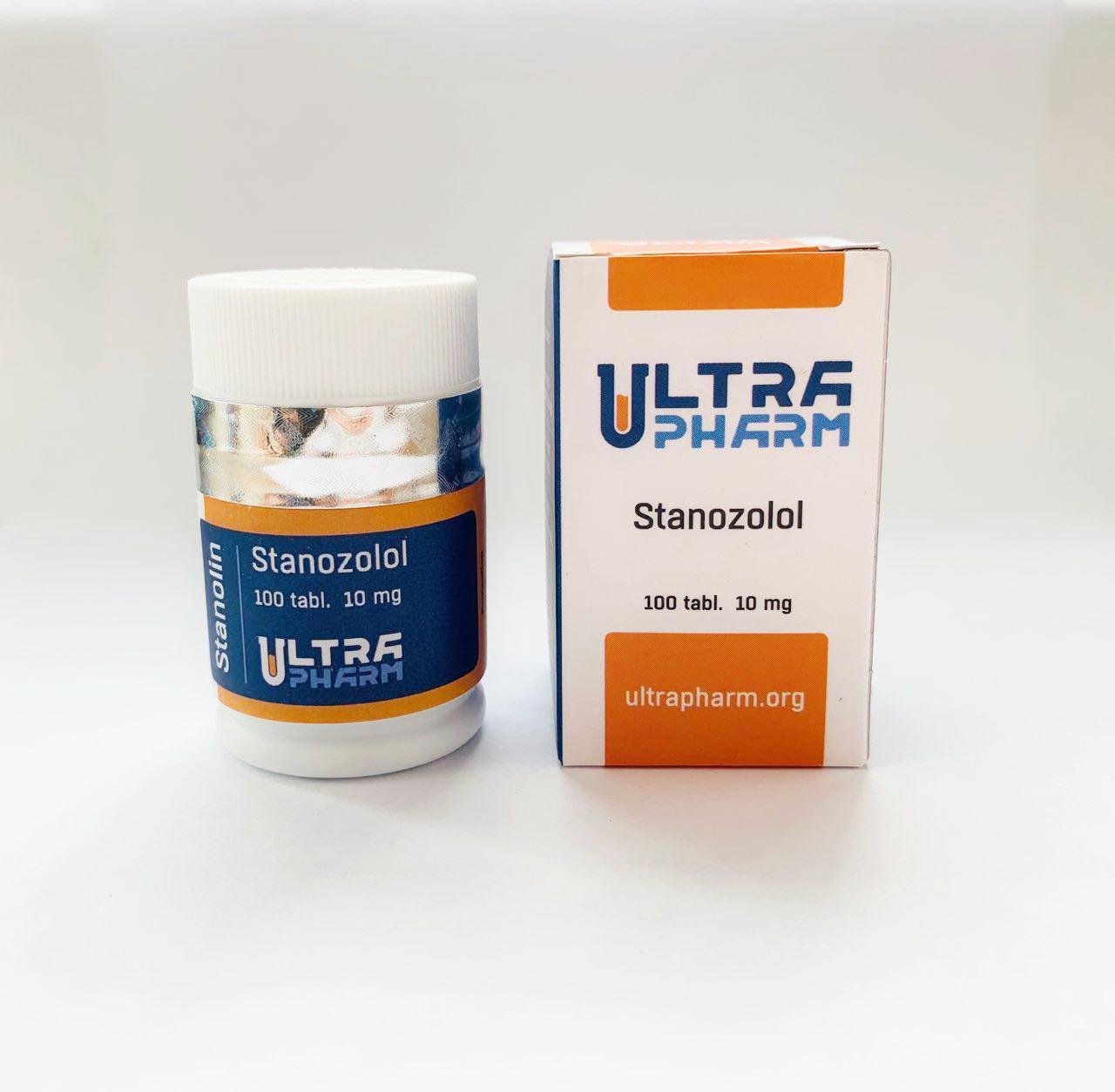 Ultra Stanozolol: что это?