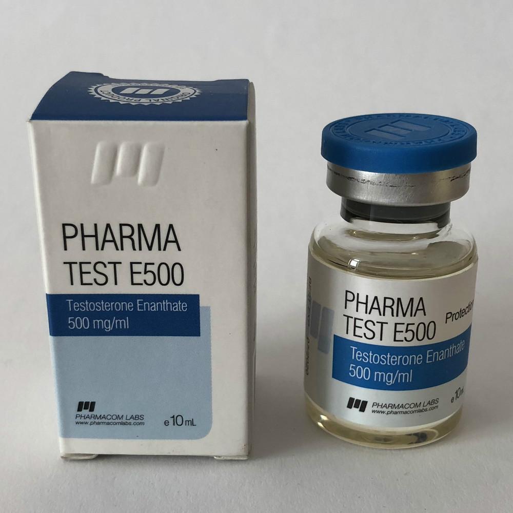 Pharmatest E 500 1ml/500mg - Цена за 10 мл