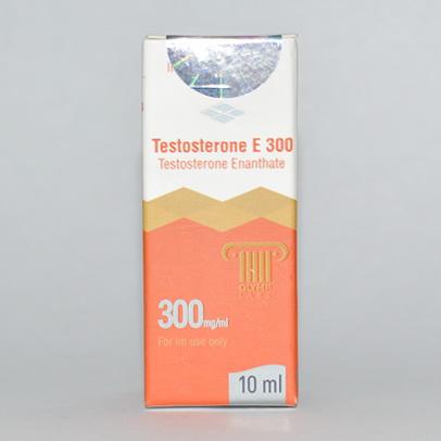 Testosterone E 300 300мг\мл - цена за 10мл. Производитель: Olymp Labs