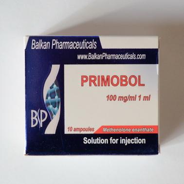 Primobol 100мг\мл - цена за 1 ампулу.
