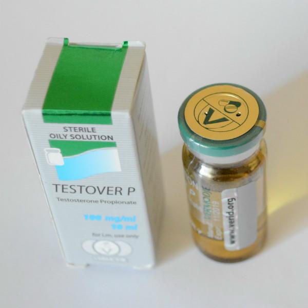 Testover P 100мг\мл - цена за 10мл.