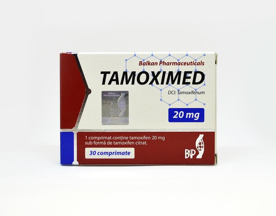 Tamoximed (20таб по 20мг).