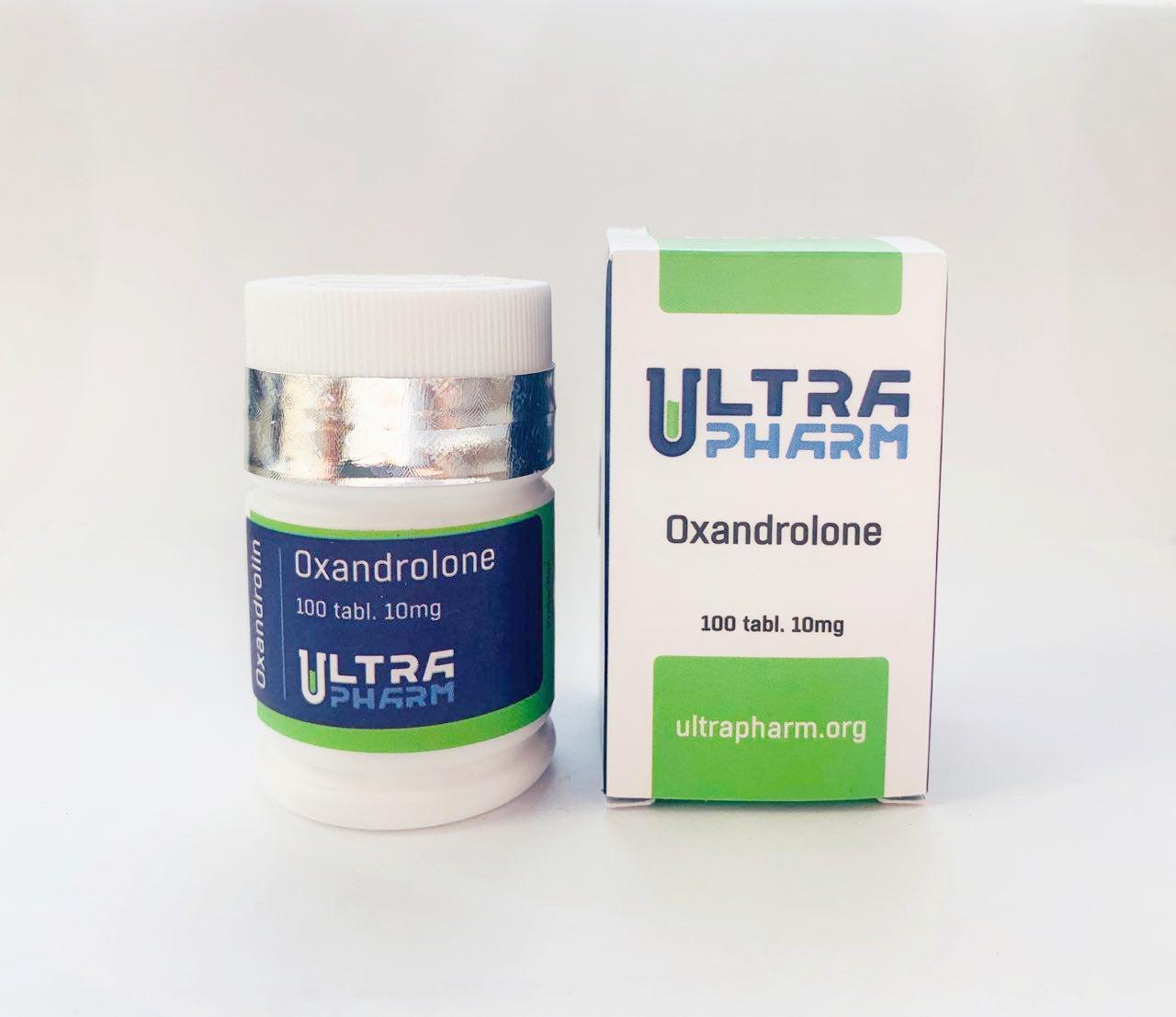 Ultra Oxandrolone: что это?