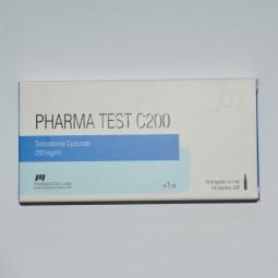 Pharma Test C200, 200mg/ml - цена за 1 ампулу 1мл.