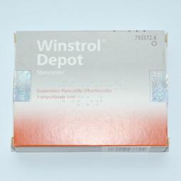 WINSTROL DEPOT 50MG/ML DESMA LABORATORIO