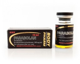 Body Pharm PARABOLAN 100MG/ML - что это?
