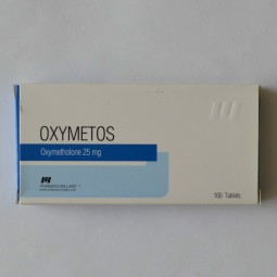 OXYMETOS 1tab/25mg - Цена за 50 таб.